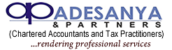 The official Blog of Adesanya & Partners (Chartered Accountants and Tax Practitioners)